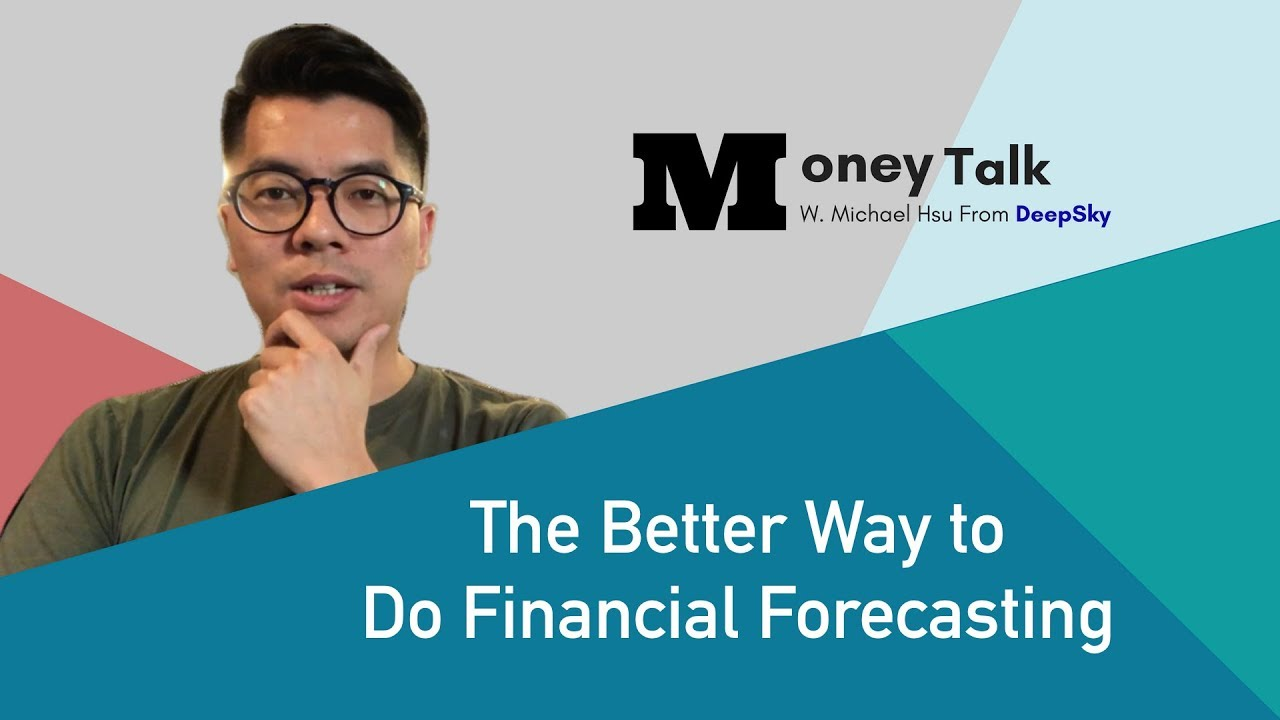 The Better Way to Do Financial Forecasting