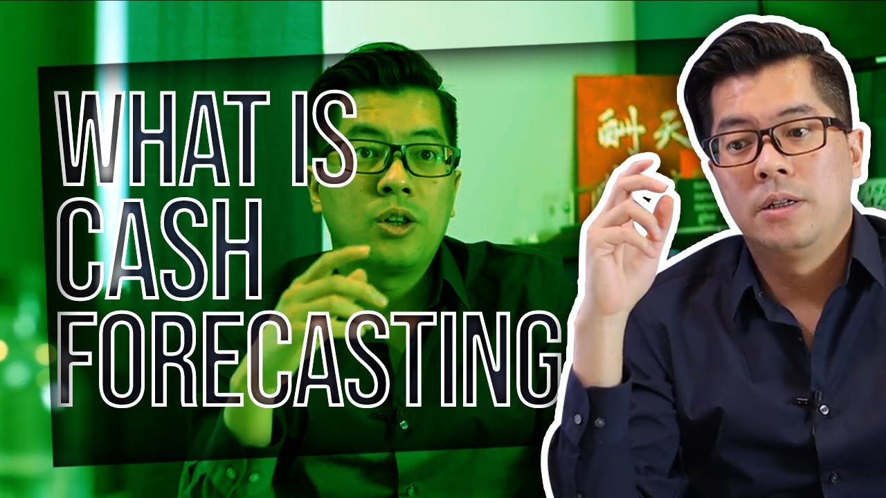 what is cash forecasting